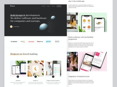 elevup - Updated Website