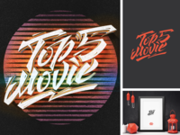 Top 5 movie branding