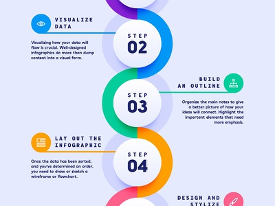 Vector Infographic Template template infographic vector tutorial illustrator