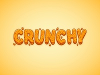 Crunchy Cartoon Text