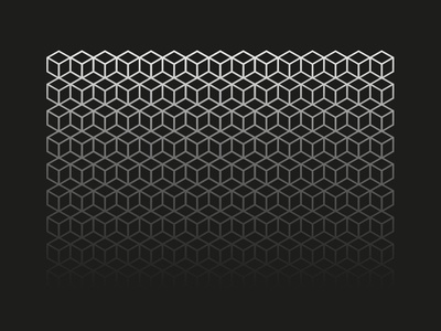 Cover design - Tyindra #2 sound cd tyndra music cover shape pattern white black graphic vector illustration illustrator cc design