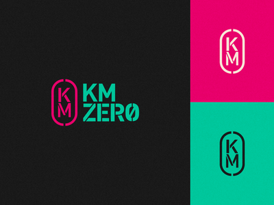 KMZERO Logo youth ministry youth group church design bold youth church letter icon logo design branding