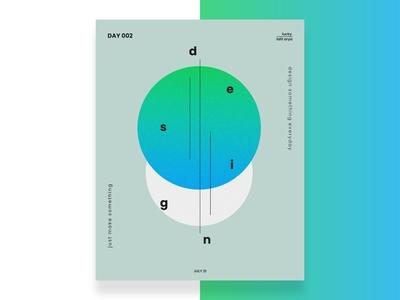 Poster Design ( 002 )