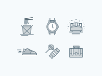 Self Improvement App Icons
