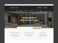 Insignia Homepage