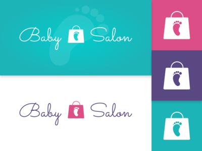 BabySalon logo