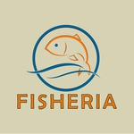 Logo for fish shop