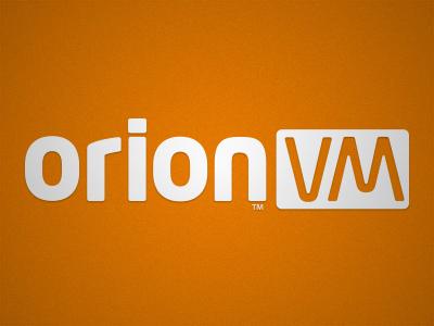 Orionvm logo dribbble