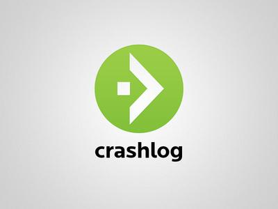 New CrashLog logo