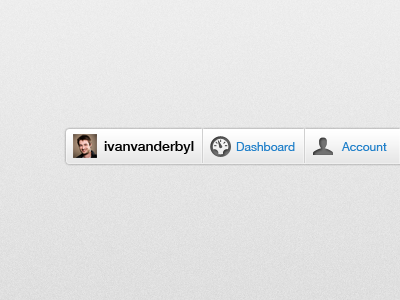 User Toolbar testpilot user toolbar dashboard account