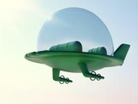 The jetsons jet