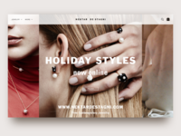 Nektar De Stagni Fine Jewelry E-Commerce