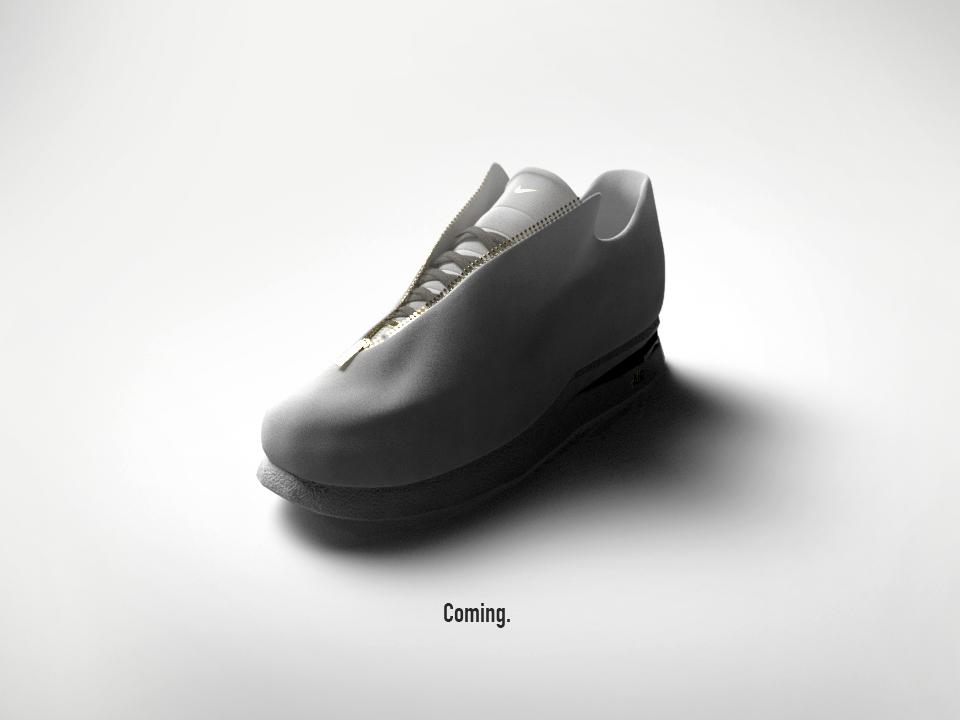 no usado Bermad Enseñando  Nike Sneaker Concept by Li Tairan on Dribbble