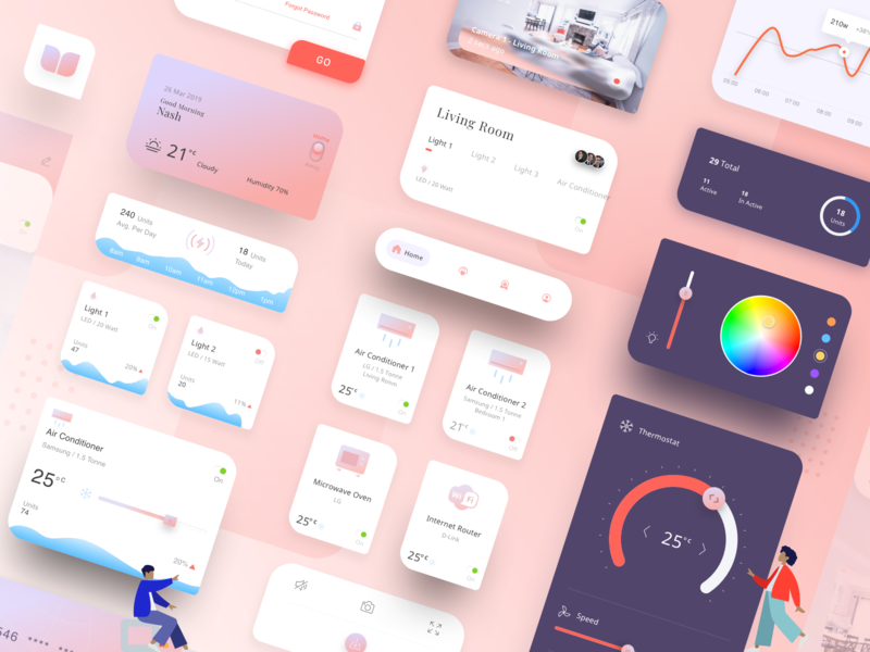 Elements HomeApp