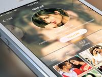 Actor Profile - iOS7