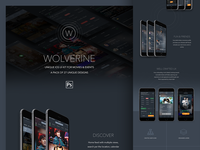 WOLVERINE UI KIT -LAUNCHED