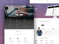Hirist.com Marketing Site & Search Page Concept