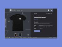 Product Page Design - Discord Dark Mode