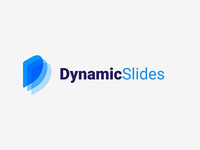 Dynamic Slides logo design logo design branding brand