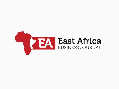 East Africa Business Journal logo africa logo logo design design branding brand