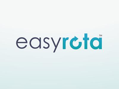 EasyRota Logo clinic logo design logo design branding brand