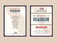 Roadbook to California