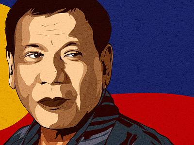 True Leader artworks illustrator vector vexel duterte