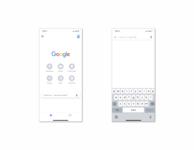 Google App - Reachability Redesign