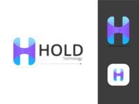 Hold Technology (Logo Design)