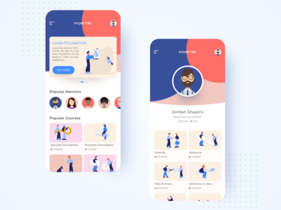FORTEI (Education App)