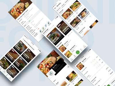 Online Food App