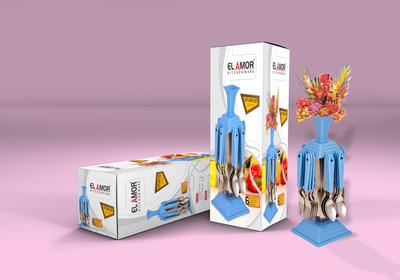 Elamore 3d Box