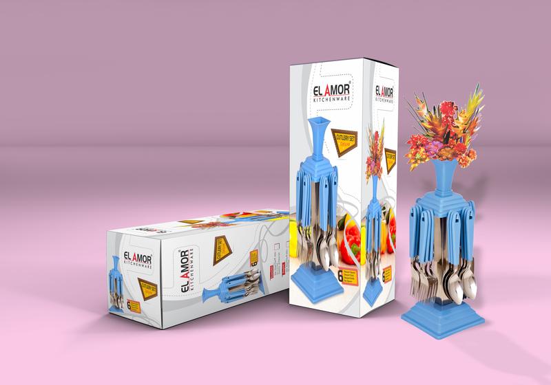 Product Packaging product packaging box package design