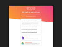 UXUI-BR Rules page