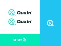 Quxin Logo-Design
