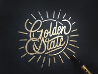 Golden State | Golden Pen
