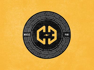 C-3 Music Publishing badge logo