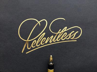 Relentless relentless
