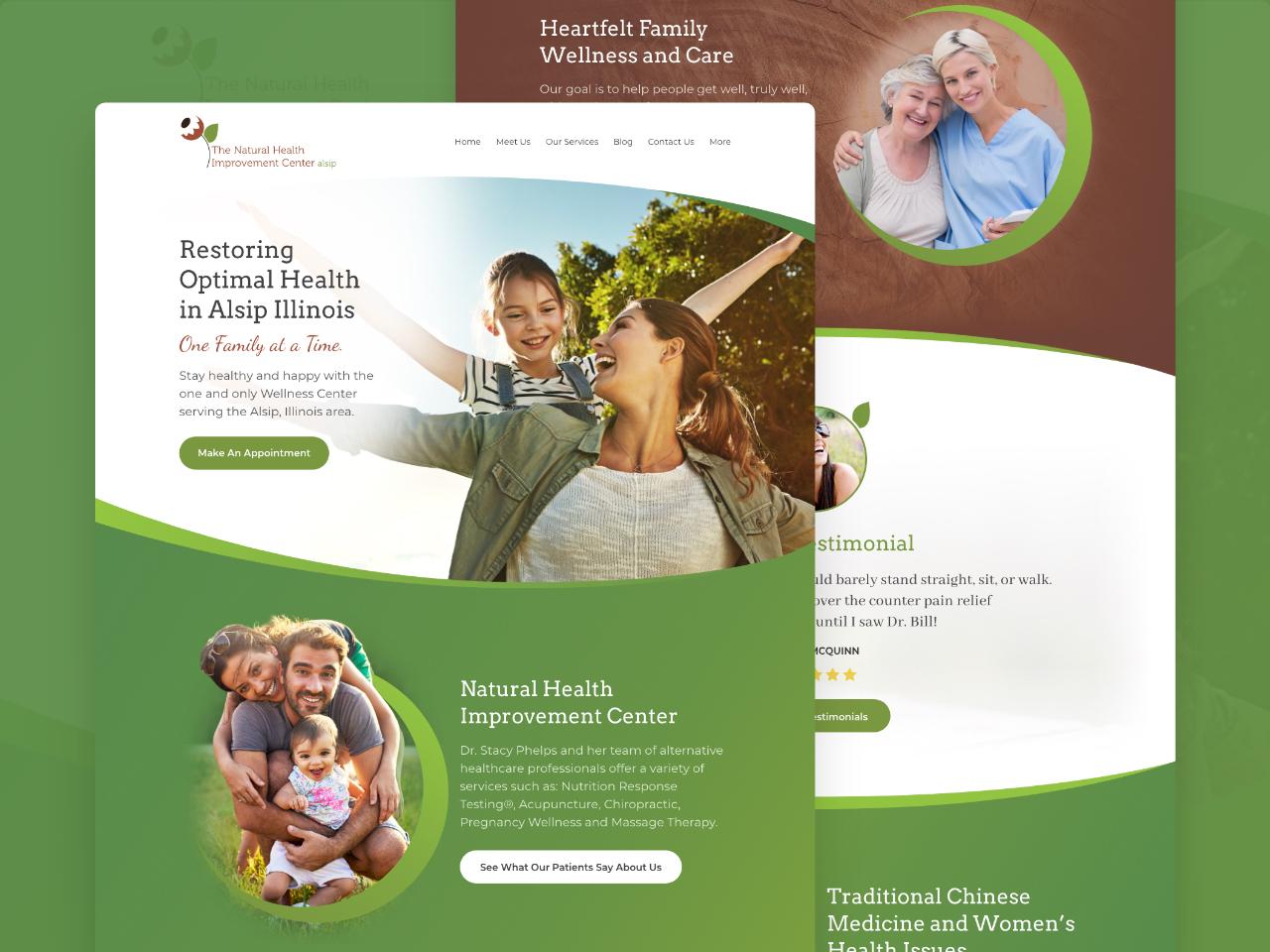 Natural health alsip