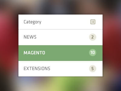 Select select form ui ux flat simple clean minimal