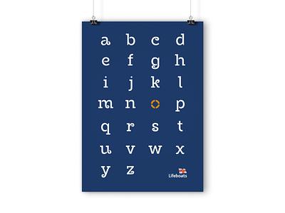 Saviour Slab slab serif type visual communication rnli fonts typography graphic design