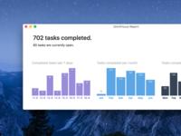 OmniFocus Tasks Report