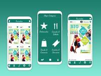 Digital Flyers App