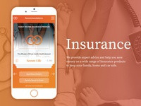 Insurance website redesign