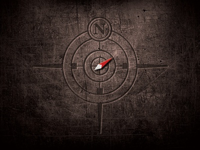 Imprinted Compass
