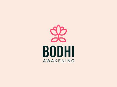 Bodhi Awakening Foundation identity branding logo