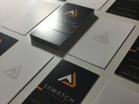 Business Card - Sawatch Apparel