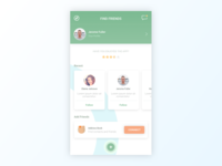 Find Friends App Concept