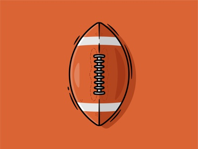 NFL American Football logo branding icon design vector vector art simple design icon illustration illustrator flat design