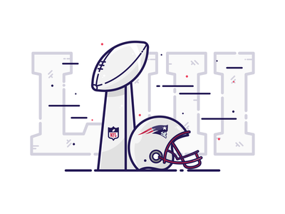 Congratulations to the Patriots on winning the Super Bowl! 🏈